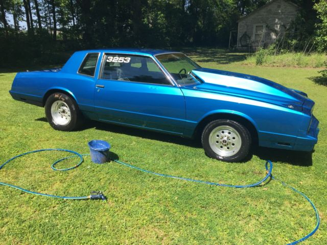 1981 Chevrolet Monte Carlo Base Coupe 2-Door