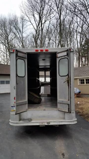 1981 Chevrolet P30 Grumman Step Van for sale: photos