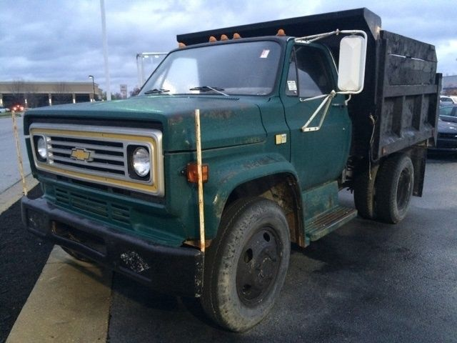Edmonton Area Chevrolet Pickup Trucks For Sale Buy Used: 1981 Chevy DUMP TRUCK For Sale: Photos, Technical