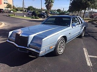 1981 Chrysler Imperial Luxury Coupe
