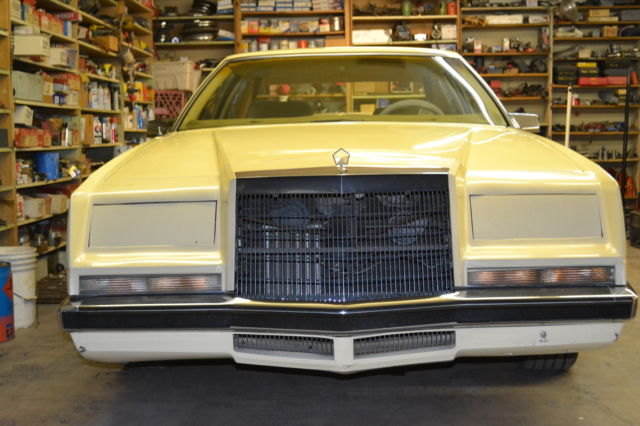 1981 Chrysler Imperial Sporty and Sharp