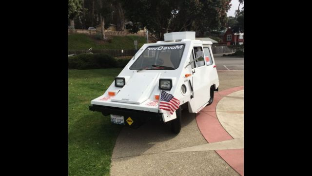 1981 muter Vehicle Electric US Postal Service Mail