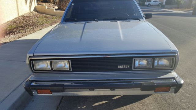 1981 Datsun 510 Hatchback for sale: photos, technical ...