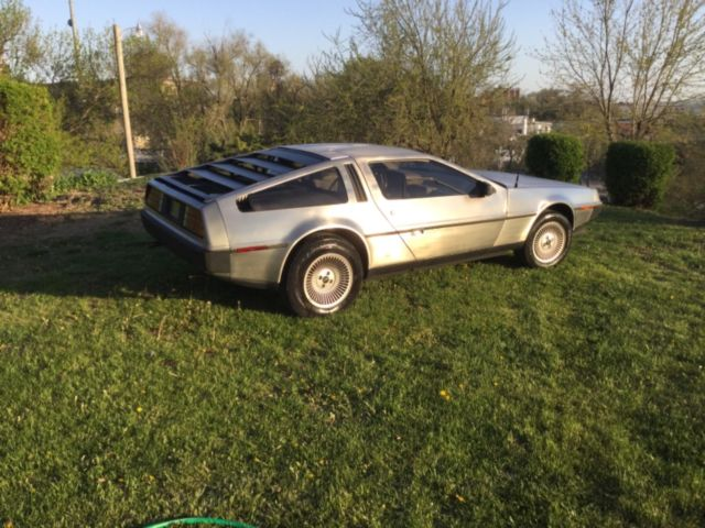 1981 DeLorean 1981 DMC