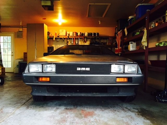 1981 DeLorean DMC-12 DMC-12