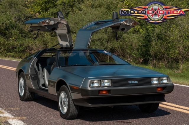 1981 DeLorean DeLorean DMC-12 DMC-12