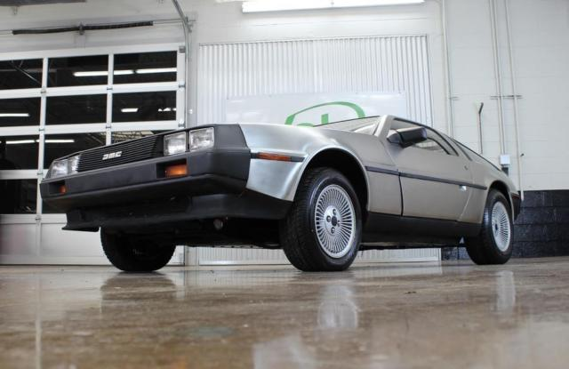 1981 DeLorean DMC12 --