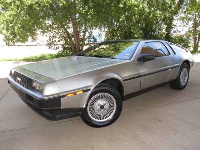 1981 DeLorean Mint condition from Million $ collection