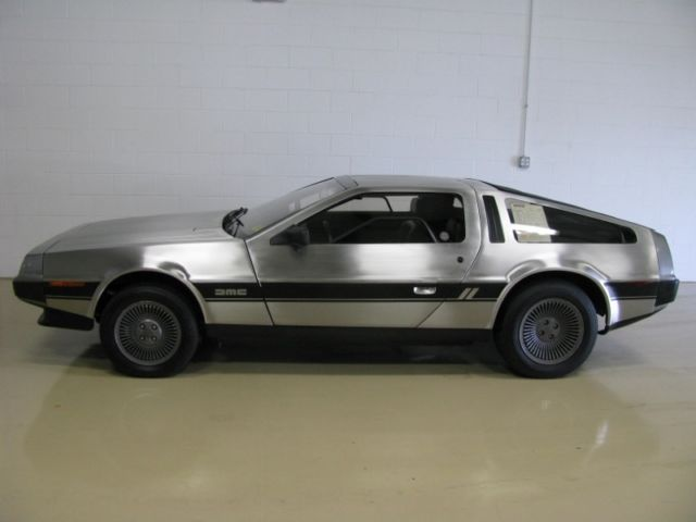 1981 DeLorean DMC-12 Offered by DMC Midwest
