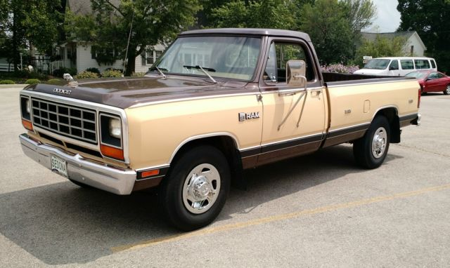 1981 Dodge Other Pickups