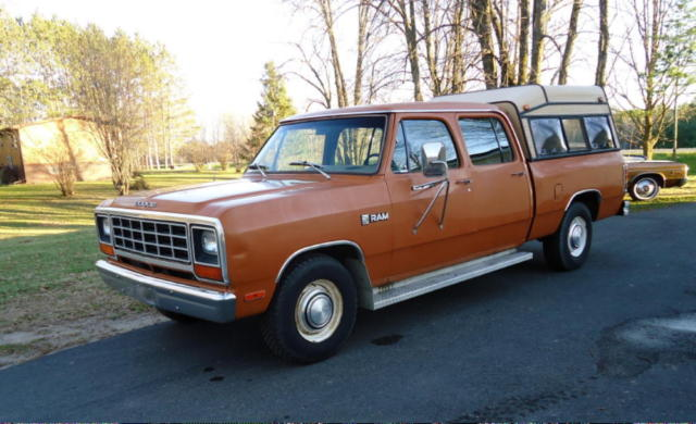 1981 Dodge Other Pickups Topper