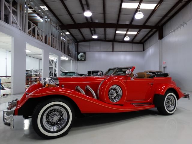 1981 Other Makes Excalibur Series IV ONLY 24,061 MILES! STUNNING!