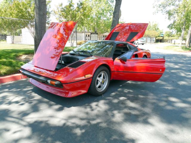 1981 Ferrari 308 GTSI Euro for sale photos technical