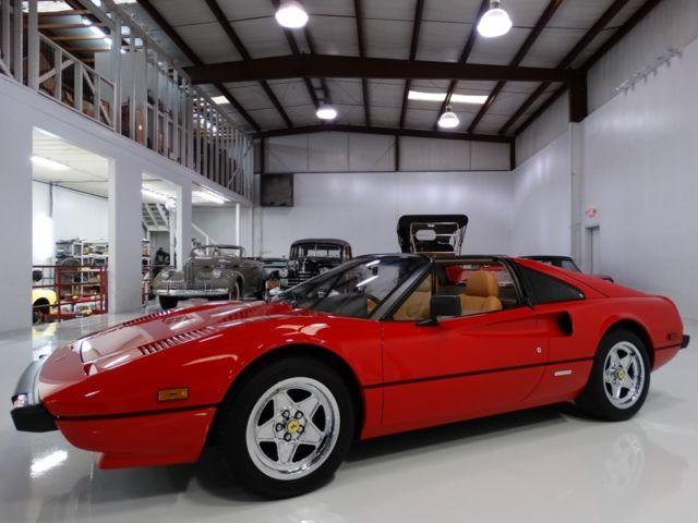 1981 Ferrari 308 GTSi over 60K in service receipts Fully