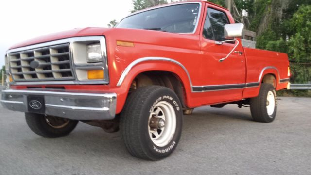 1981 Ford F-150 4X4