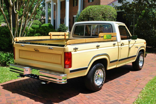 1981 Ford F-100 Custom Low Miles Amazing Condition! Must See!
