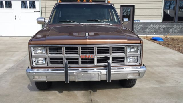 1981 GMC, Chevrolet, Chevy, K/C, C/K, 2500, 1500, Sierra, 454, C/, K/, for sale: photos ...