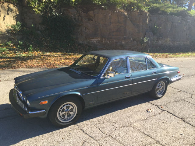 1981 Jaguar XJ6 XJ6 4dr Sedan