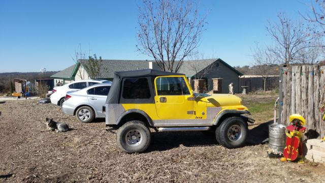 1981 Jeep Other cj7
