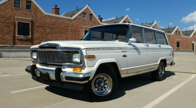 1981 Jeep Wagoneer LIMITED