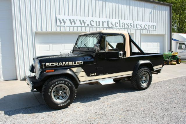 1981 Jeep Other 2dr Utility