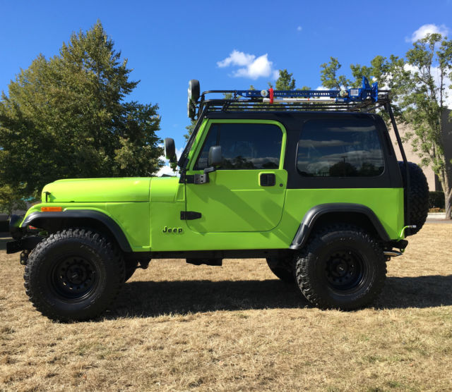 1981 Jeep Wrangler CJ7 FULL RESTORATION $40k INVESTED