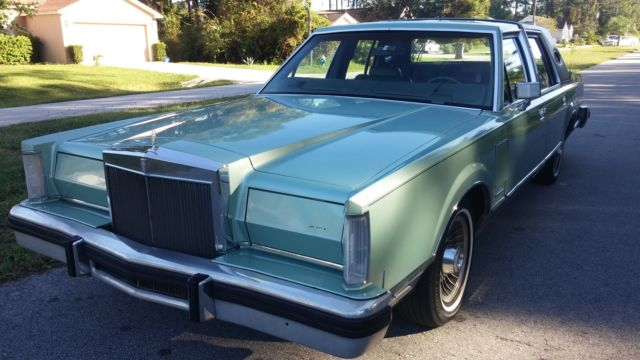1981 Lincoln Mark Series