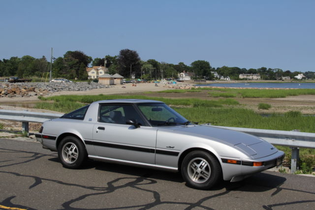 1981 Mazda RX-7 2dr Coupe