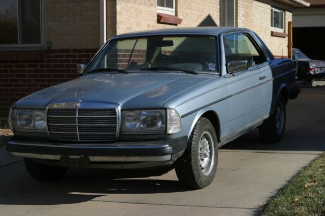 1981 Mercedes-Benz 200-Series 280CE