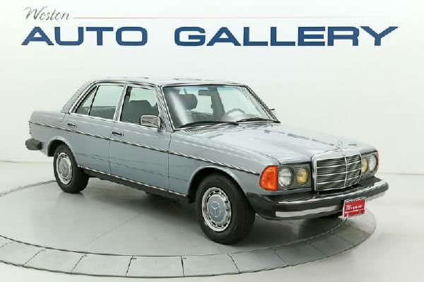 1981 Mercedes-Benz Other 4dr Sedan 28