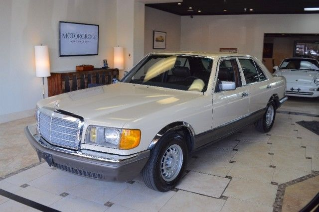1981 Mercedes-Benz 300-Series
