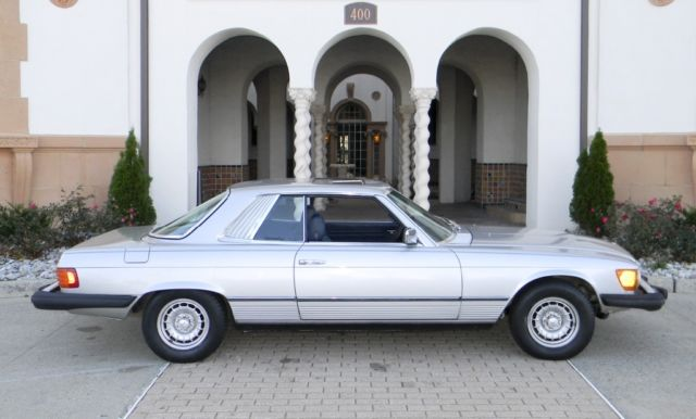 1981 Mercedes-Benz 300-Series 380