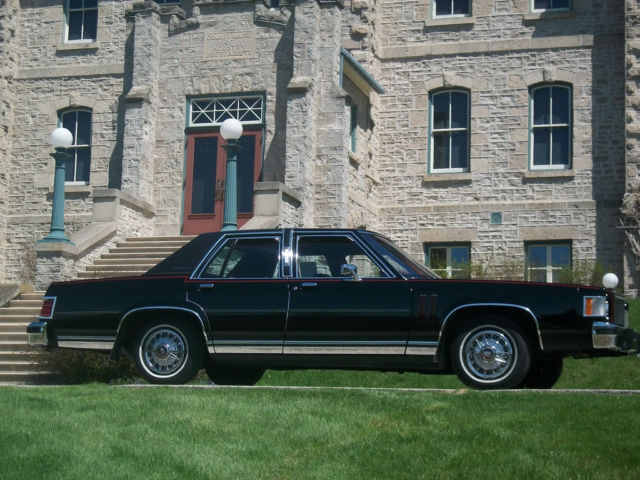 1981 Mercury Grand Marquis Grand