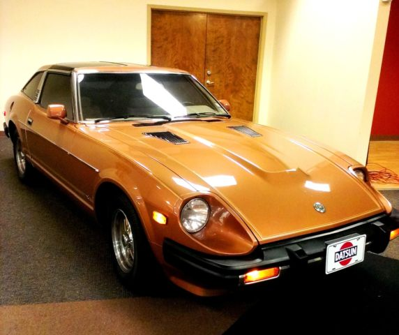 1981 Nissan 280ZX 2+2 COUPE