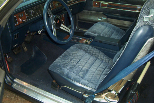 1981 olds cutlass calais rear wheel drive coupe time capsule stored since 2001 for sale. Black Bedroom Furniture Sets. Home Design Ideas