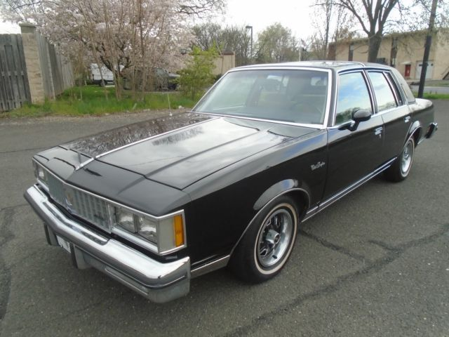 1981 oldsmobile cutlass supreme brougham for sale for sale photos technical specifications description topclassiccarsforsale com