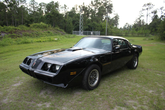 1981 Pontiac Firebird Trans Am Coupe Must See Call Now Don't Miss It