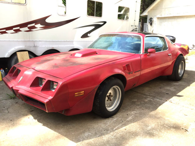 1981 Pontiac Trans Am T-TOP