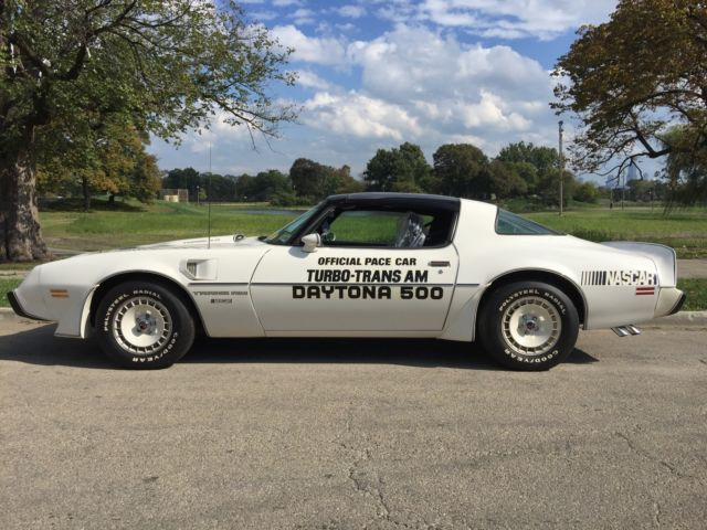 1981 Pontiac Trans Am Turbo 4.9