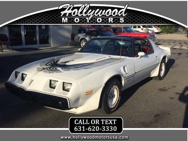 1981 Pontiac Trans Am TURBO TRANS AM T TOPS