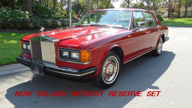 1981 Rolls-Royce Silver Spirit/Spur/Dawn SELLING NO RESERVE SET