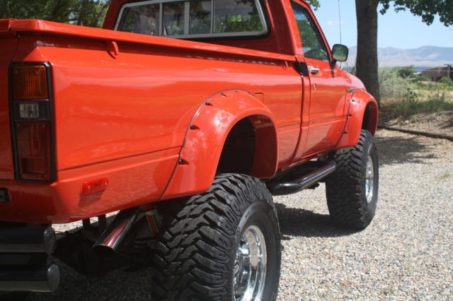 Toyota Grand Junction >> 1981 Toyota Hilux SR5 4x4 Long Bed Restored Lifted Power Steering / Brakes for sale: photos ...