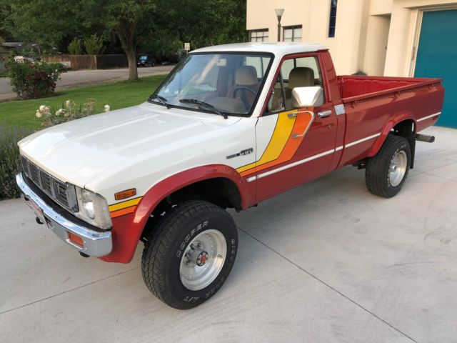 1981 Toyota Other Pickup Hilux SR5