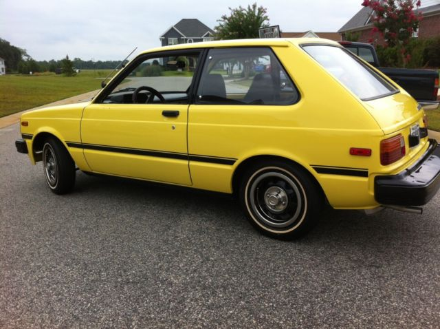 1981 toyota starlet base hatchback 3 door 1 3l for sale photos technical specifications. Black Bedroom Furniture Sets. Home Design Ideas