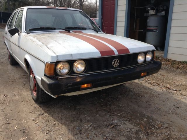 1981 Volkswagen Other Dasher 323