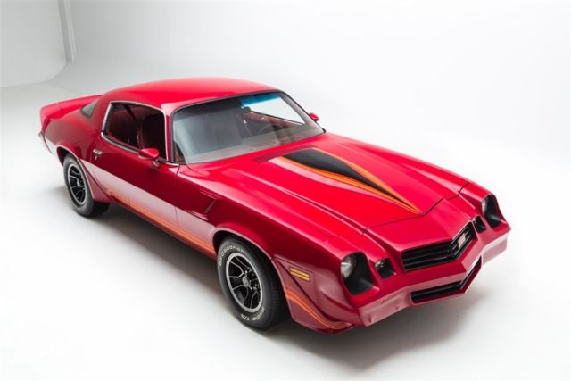 1981 Chevrolet Camaro Z/28, 4 Speed, Build Sheet