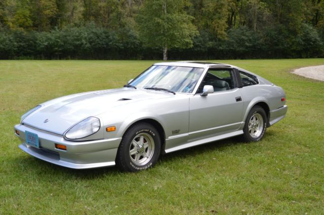 1982 Datsun Z-Series ZXT TURBO