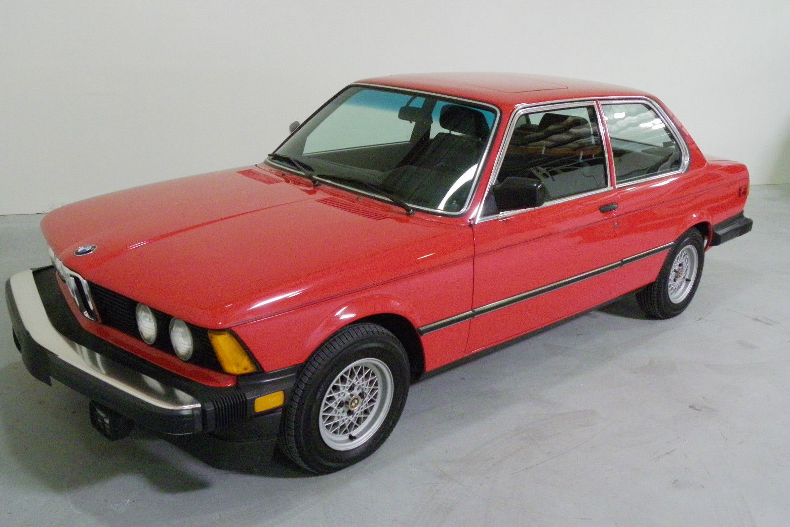 1982 BMW 3-Series 320-IS