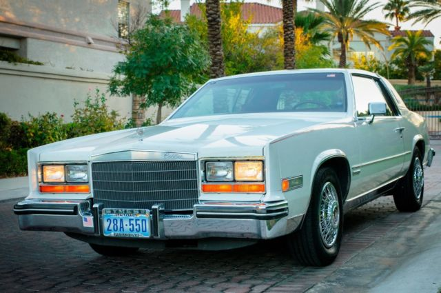 1982 Cadillac Eldorado Base Coupe 2-Door
