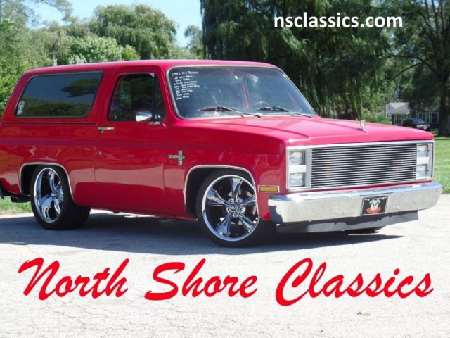 1982 Chevrolet Blazer K5-502 Big block Street thumper engine-NEW LOW PRI